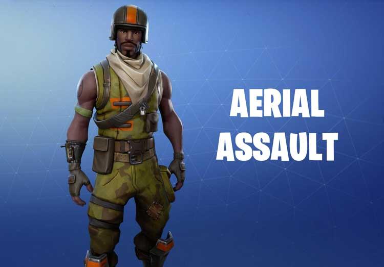 Aerial Assault Trooper
