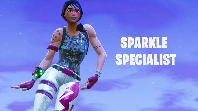 Sparkle specialist