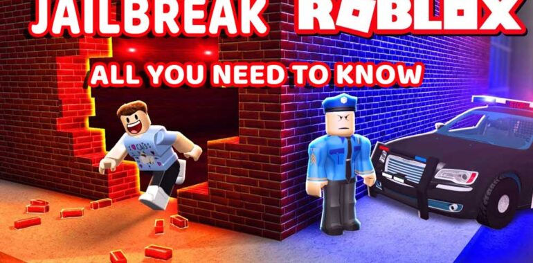 All About Roblox Jail Break
