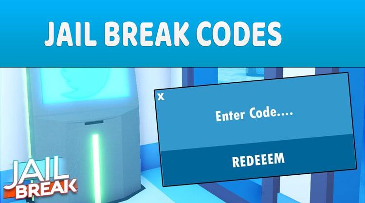 Roblox Jail Break Codes List