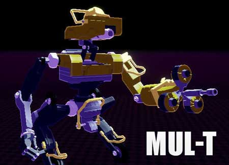 MUL-T