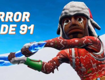 Fortnite Error code 91 fix