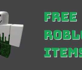 Free Roblox Items 2020