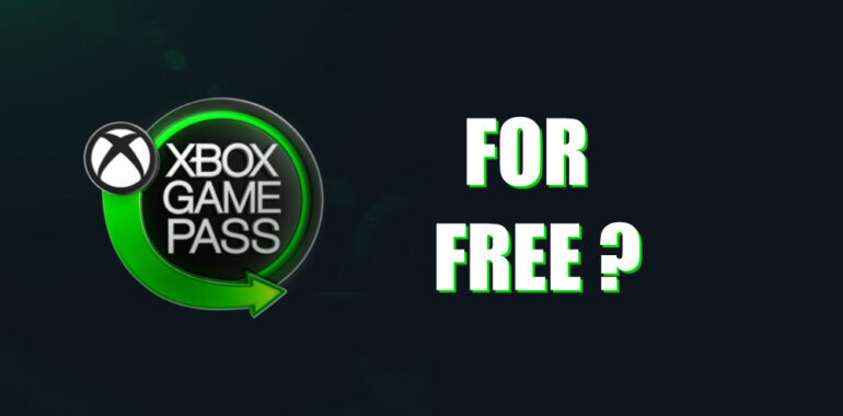 ger free Xbox Game Pass