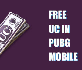 Free UC In PUBG Mobile 2020