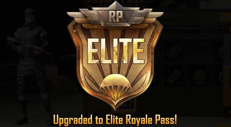 PUBG Mobile Elite Pass