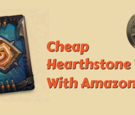 how to buy cheap hearhstone pack with Amazon coins