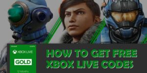 ways to get free Xbox Live Codes easily