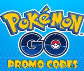 Pokemon Go Promo Codes List